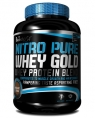 BioTech USA Nitro Pure Whey Gold, 908 гр