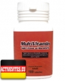 Activevites MultiVitamin, 100 таб