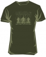 Scitec Nutrition Футболка T-Shirt Muscle Army Soldier