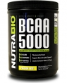NutraBio BCAA 5000 Powder, 400 гр