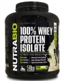 NutraBio 100% Whey Protein Isolate, 2270 гр