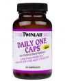 Twinlab Daily One Caps without iron, 90 кап