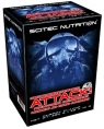 Scitec Nutrition Attack 2.0 BOX, 25шт*10гр