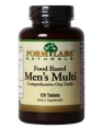 Form Labs Naturals Food Based Men's Multi, 120 таб