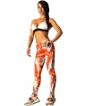 Extrifit Лосины Leggings Orange