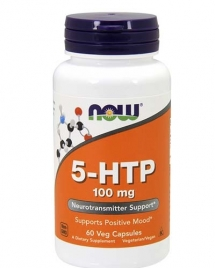 NOW 5-HTP 100 mg, 90 кап