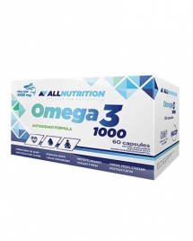 All Nutrition Omega 3 1000, 60 кап