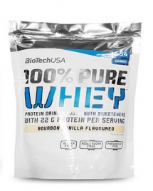 Biotech USA 100% Pure Whey, 454 гр