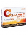 Olimp Gold Vit C 500 plus, 30 кап