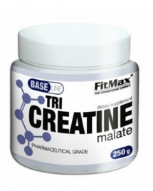 FitMax Base Tri Creatine Malate, 250 гр