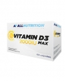 All Nutrition Vitamin D3 2000 Max, 60 кап