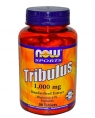 NOW Tribulus 1000 mg, 90 таб