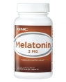 GNC Melatonin 3 mg, 60 таб