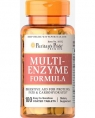 Puritan's Pride USA Multi Enzyme, 100 таб
