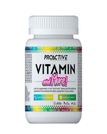 ProActive Vitamin and More, 90 таб