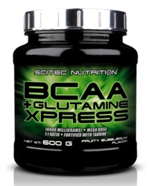 Scitec Nutrition BCAA + Glutamine Xpress, 300 гр