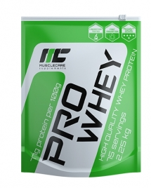 Muscle Care Pro Whey 80, 900 гр