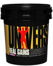 Universal Nutrition Real Gains, 4800 гр