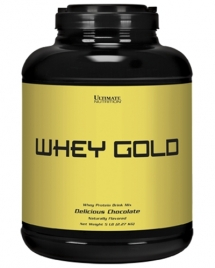 Ultimate Nutrition Whey Gold, 908 гр