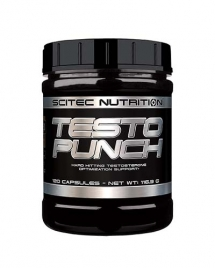 Scitec Nutrition Testo Punch 120 кап
