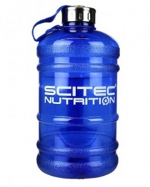 Scitec Nutrition Бутылка Water Jug Blue, 2200 мл