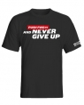 Scitec Nutrition Футболка T-Shirt Push Fwd Never Give Up