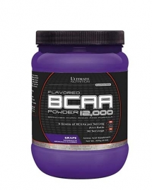 Ultimate Nutrition BCAA 12000 Powder, 228 гр (30 пор)