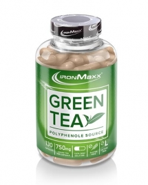 IronMaxx Green Tea, 130 кап