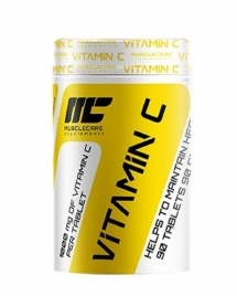 Muscle Care Vitamin C, 90 таб