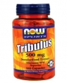 NOW Tribulus 500 mg, 100 кап
