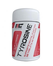 Muscle Care Tyrosine, 90 таб