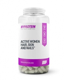Myprotein Active Woman Hair, Skin & Nails, 150 кап