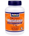 NOW Melatonin 5 mg, 180 кап