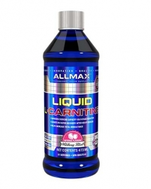 AllMax Nutrition Liquid L-Carnitine, 473 мл