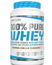 Biotech USA 100% Pure Whey, 908 гр