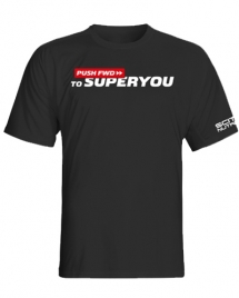 Scitec Nutrition Футболка T-Shirt Push Fwd Super You