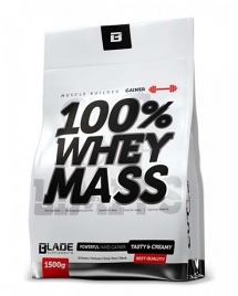 Hi Tec Nutrition Blade 100% Whey Mass, 1500 гр