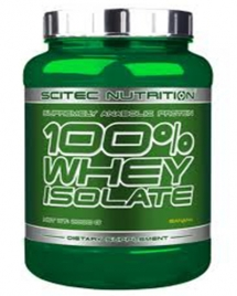 Scitec Nutrition 100% Whey Isolate, 2000 гр