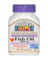 21st Century Fish Oil 1000 mg, 60 кап