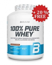 Biotech USA 100% Pure Whey, 2720 гр