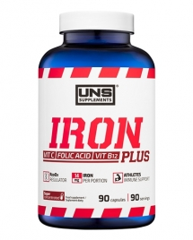 UNS Iron Plus, 30 кап