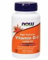 NOW Vitamin D-3 1,000 IU, 180 кап