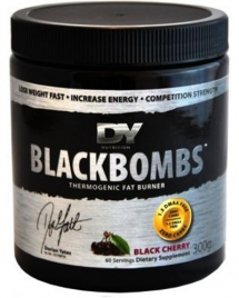 Dorian Yates Black Bombs, 300 гр (60 пор)