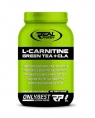 Real Pharm L-Carnitine, Green Tea & CLA, 90 кап