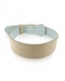 IronMaxx Пояс Premium Lifting Belt Beige