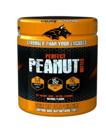 Amarok Nutrition Perfect Peanut Butter, 300 гр