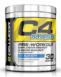 Cellucor C4 Mass, 1020 гр (30 пор)