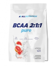 All Nutrition BCAA 2: 1: 1 Pure, 1000 гр