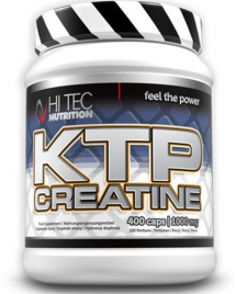 Hi Tec Nutrition KTP Creatine, 400 кап
