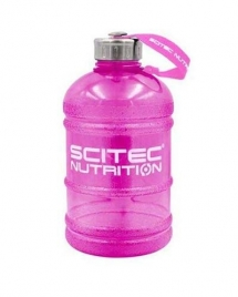 Scitec Nutrition Бутылка Water Jug Pink, 1000 мл